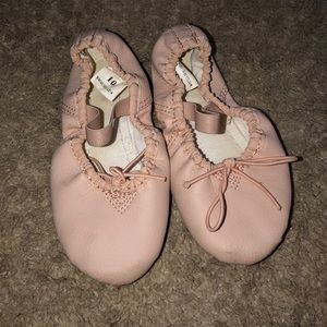 Other - Pink ballet 🩰 slippers